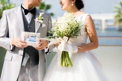 おもてなし ~海がテーマの結婚式~